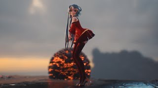 [MMD]LuoTianyi #Will You Go Out With Me