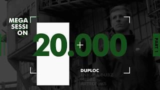DUPLOC b2b ENiGMA Dubz b2b Hebbe b2b ARtroniks [20.000 MEGASESSION]