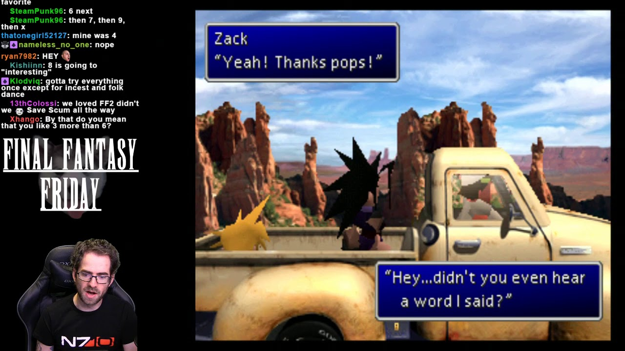 Lobos Plays Final Fantasy VII Pt. 20