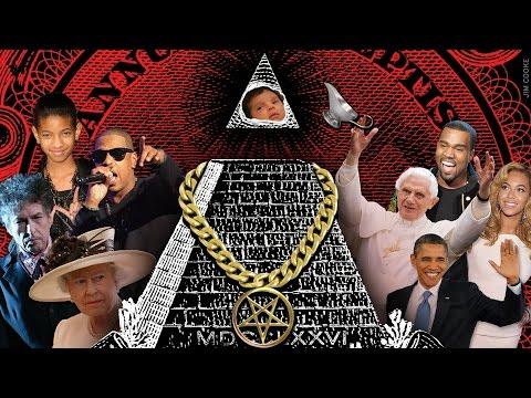 Illuminati compilation clips 100% real ( ILLUMINATI MOVIE!!! ) Satanic Rituals / Brainwashing
