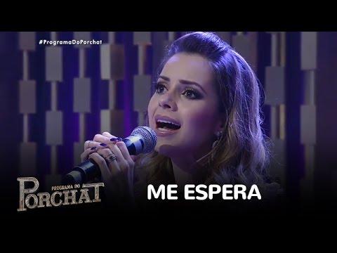 "Sandy canta ""Me Espera"" com Tiago Iorc"