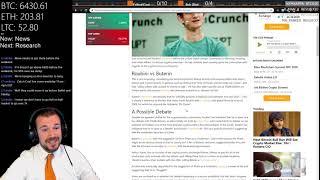 AWS China Qtum partnership and CryptoTwitter drama | Crypto News