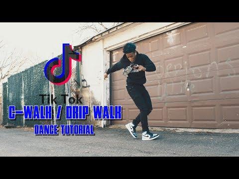 How to Crip Walk | Tik Tok Dance Tutorial