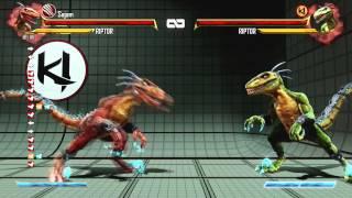 Скачать Killer Instinct S2 Riptor Breakdown