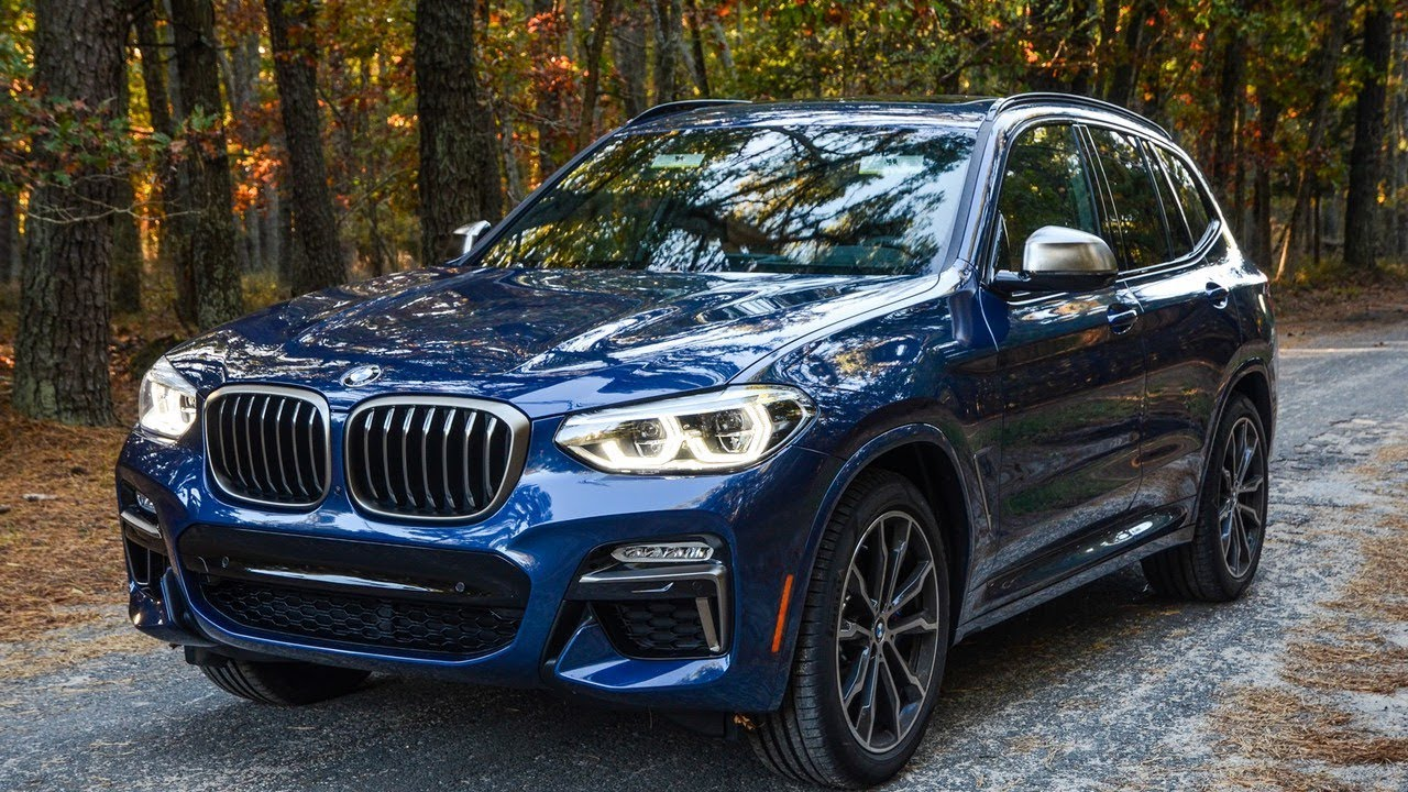 LOOK NEW BMW X3 HYBRID REVIEW: Sharper Performance From