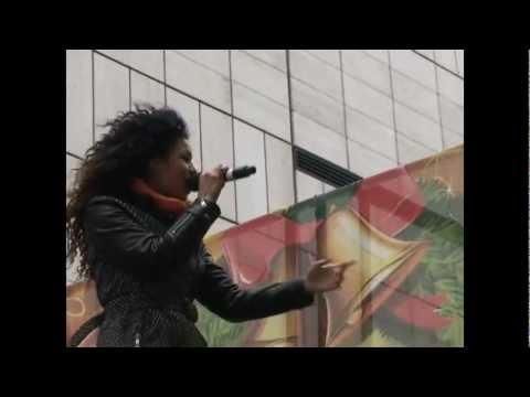 Jordin Sparks Performing Hit Song