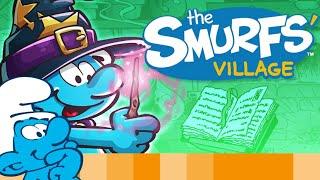 Smurfs' Village: Wizard Update • I Puffi