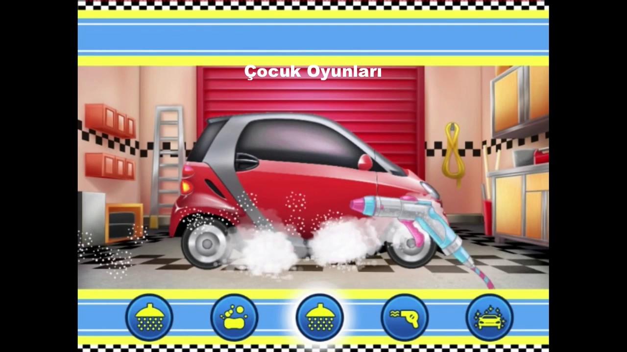 Araba Yapma Araba Boyama Oyunu Araba Oyunlari Youtube