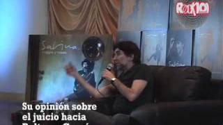 Joaquín Sabina Conferencia de Prensa