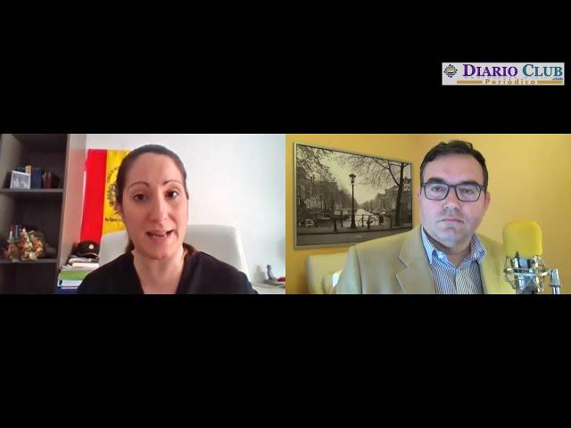 Ana Vega Campos, síndica de Vox en las Cortes Valencianas