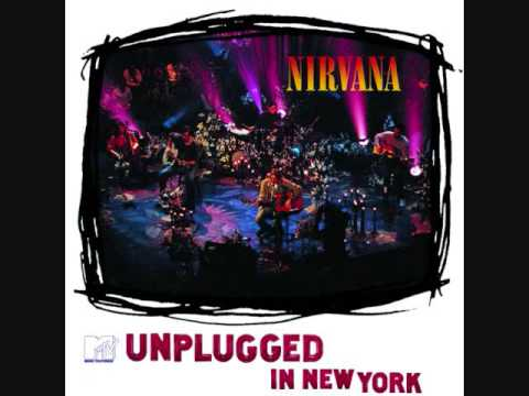 Nirvana - Where Did You Sleep Last Night? (Unplugged Version)