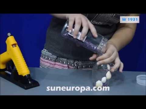 Пистолет за горещо слепване 40Watt / Wert 1930 / video