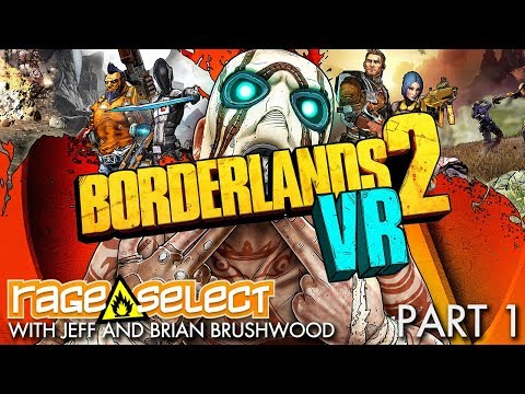 Borderlands 2 VR (PSVR) Let's Play - Part 1 with Brian Brushwood! thumbnail
