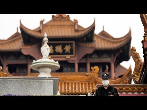 China 'needs To Be Held To Account' For Coronavirus