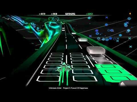 Project X soundtrack audiosurf