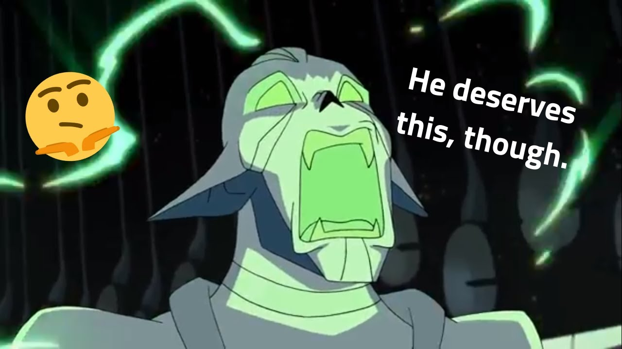 Is it bad I don't feel bad for him? (Netflix She-ra season 5 episode 3 Review)