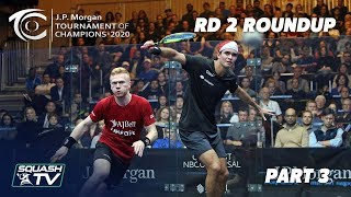 Squash: J.P. Morgan Tournament of Champions 2020 - Men