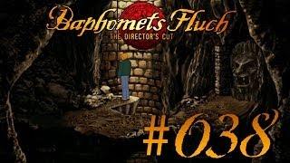Let's Play Baphomets Fluch - The Director's Cut #038 [German] [BLIND] - Altertümliches Zahlenschloss