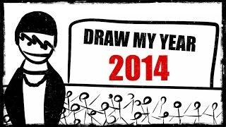 iBlali Draw My Year 2014