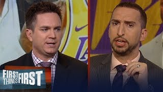 Download Lakers making a catastrophic mistake not to replace Magic — Chris Mannix | NBA | FIRST THINGS FIRST Mp3 and Videos