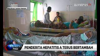 Penularan Hepatitis A di Pacitan Diduga karena Air Sungai.