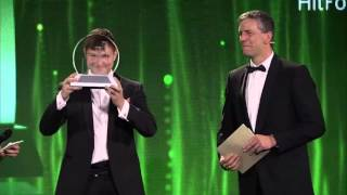 Amir Roughani - Verleihung des Entrepreneur of the Year 2014 - Impressionen