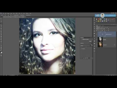 20 - Photoshop Adjustment with a layer mask