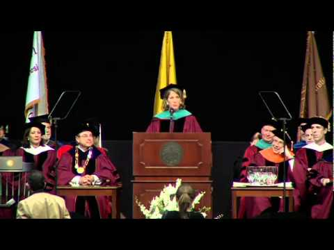 Northeastern Graduate Commencement 2011: Sylvia Mathews Burwell