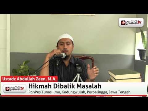Tausiah, Ceramah dan Pengajian Islam: Hikmah di Balik Masalah
