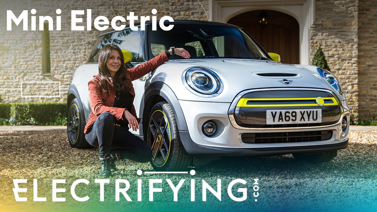 MINI Electric: In-depth review with Ginny Buckley / Electrifying