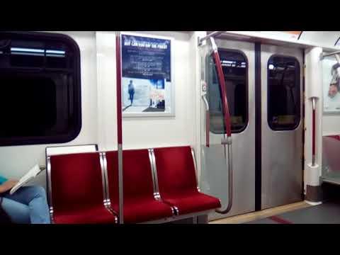 TTC Line 4 Sheppard Don Mills to Sheppard Yonge Part 3