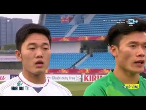 U23 Châu Á 2018: U23 Việt Nam - U23 Qatar (Hiệp 1)