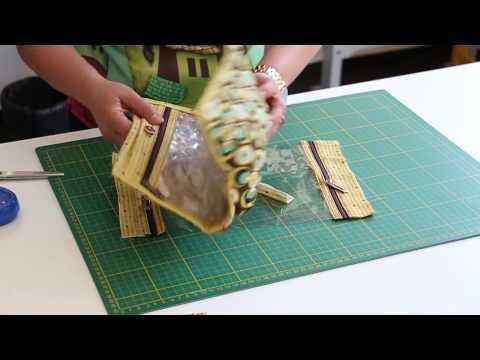 Necessaire | Elisa Fumache | Patchwork Sem Segredos 80