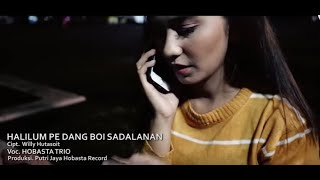 Download lagu Hobasta Trio Vol 2 Halilum Pe Dang Boi Sadalanan MP3