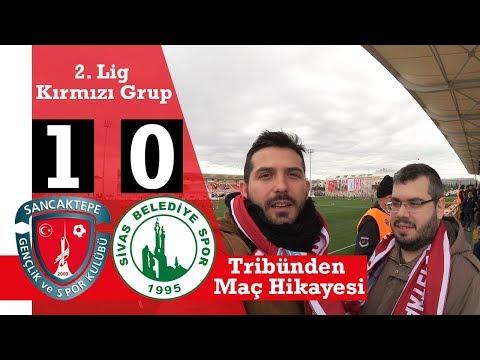 Sancaktepe Stat Açılış Maçında Sivas Belediyespor'u Yendi | Müthiş Gol | Koreografi | Atkı Çekilişi