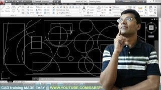 MAKING INTELLIGENT SELECTIONS | AUTOCAD SELECTION FILTERS