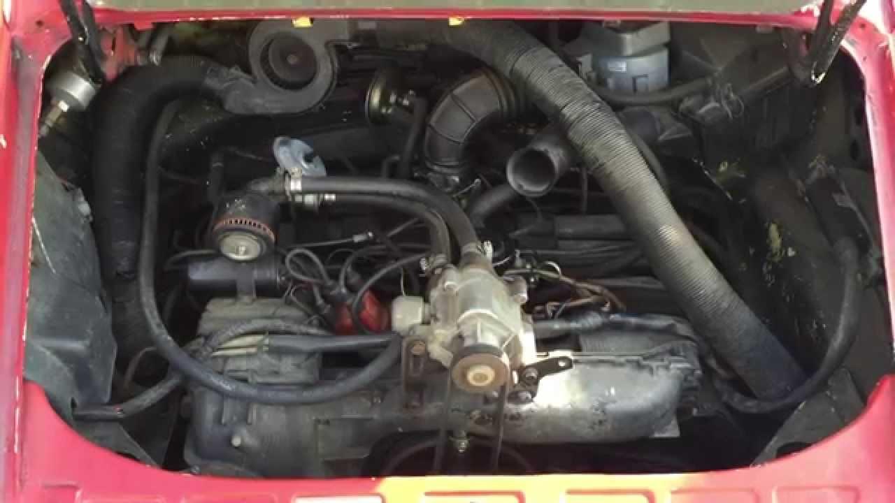 1976 porsche 912e motor - youtube 1976 porsche 912e engine diagram 1976 porsche 914 wiring diagram