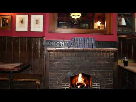 🍺 Pub ASMR - Ian McKellen's Pub - The Grapes - A Historic Riverside Pub in London