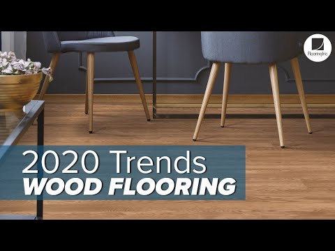 2020 Wood Flooring Trends