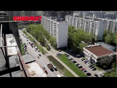 ТРОСОХОД Разработка компании ТЕХКОМПЛЕКТ  www.tkcom.ru.avi
