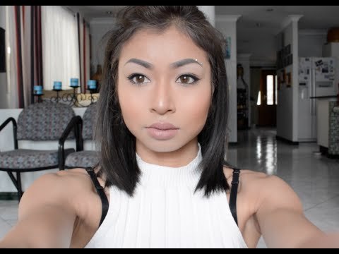 MY EVERYDAY WORK MAKEUP TUTORIAL 2015