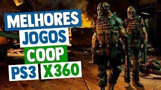 Jogos COOP TELA DIVIDIDA de XBOX 360 & PS3