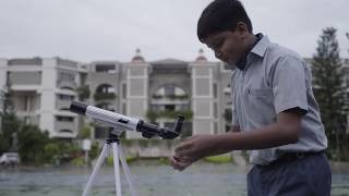 Emerald Heights International School - The International Society of Young Astronomers
