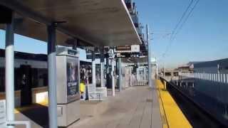 Metro Expo Line in Los Angeles, California