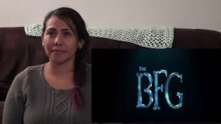 Disney's The BFG - Teaser Trailer Cynthia's Reaction Walt Disney and Steven Spielberg