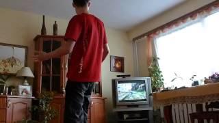 Sonic Free Riders (Xbox 360 Kinect) (PL) - Nie jestem sobą teraz