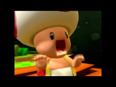 Toad Screaming for 2 minutes