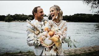Sanni & Ralf | Hochzeitsfilm | Freie Trauung in Wiesbaden-Biebrich