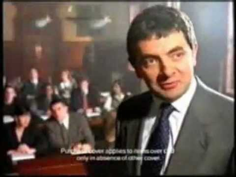 Barclaycard: Starring Rowan Atkinson