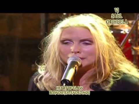 BLONDIE HEART OF GLASS EXTENDED MIX HD